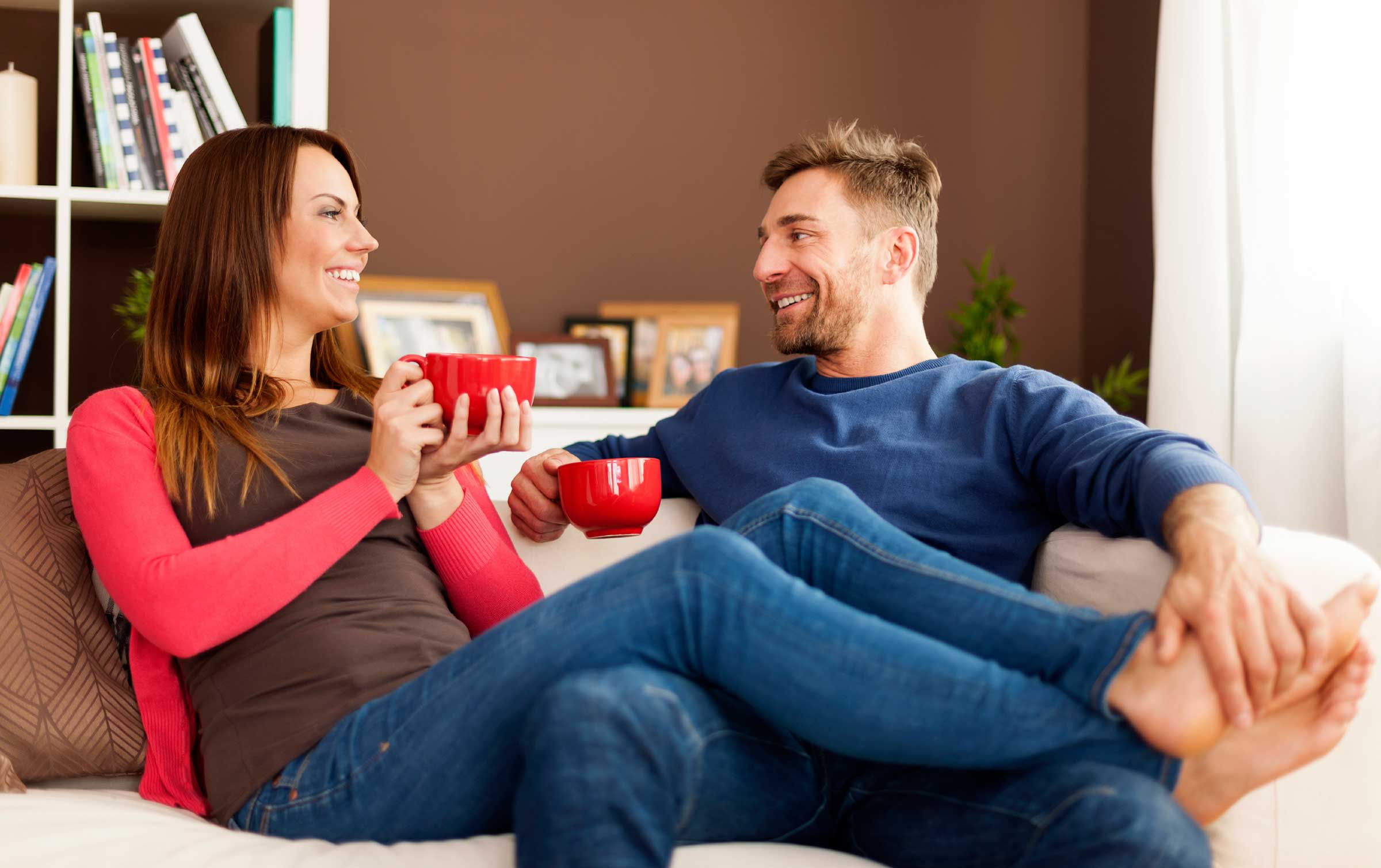 Online dating living at home