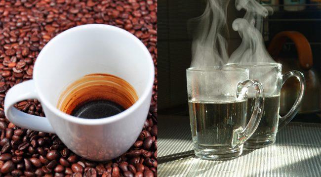Kafe apo ujë i ngrohtë me stomakun bosh  ja çfarë rekomandojnë mjekët të pini sapo zgjoheni nga gjumi