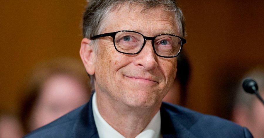 Bill Gates tregon cili është investimi më i rëndësishëm që ka bërë