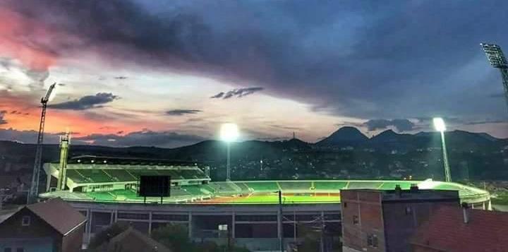 Kështu do të duket stadiumi  Adem Jashari  pas renovimit