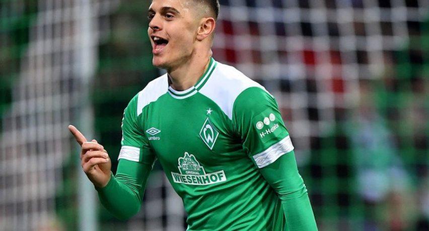 "Rashica ""Lojtari i Vitit"" te Werderi"