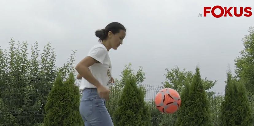 Historia e jashtëzakonshme e futbollistes nga Gurakoci i Istogut që mbërriti majat e futbollit botëror