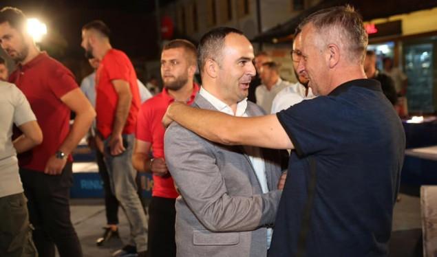 Manaj  Gjakova i ka dhënë LDK së trurin  zemrën dhe forcën