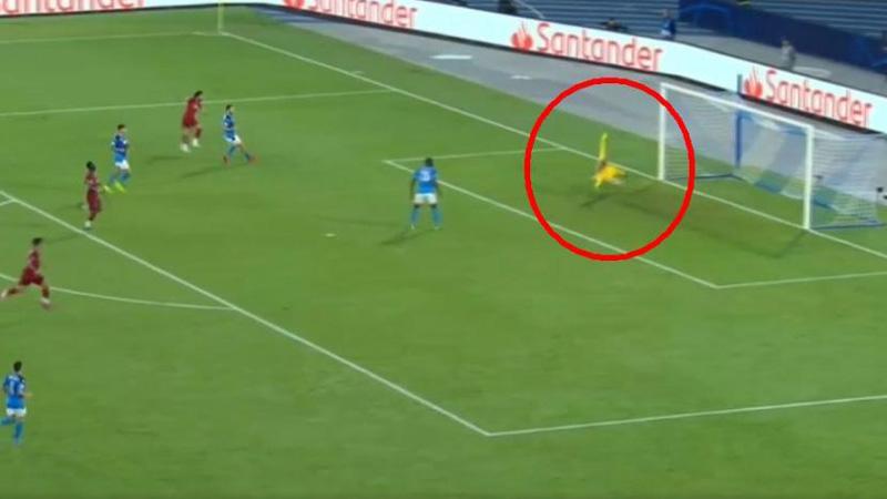 Napoli Liverpool  Meret shpallet lojtari i ndeshjes