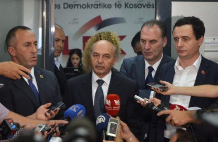 LVV  S ka vija të kuqe për asnjë parti  këto parti politike kanë vija të kuqe për Albin Kurtin
