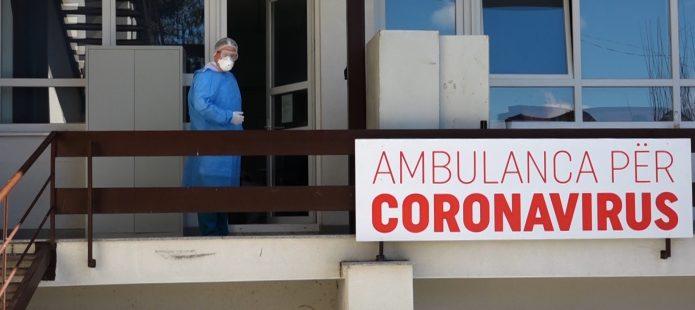 Alarm  4 raste të reja të vdekjes me koronavirus në QKUK