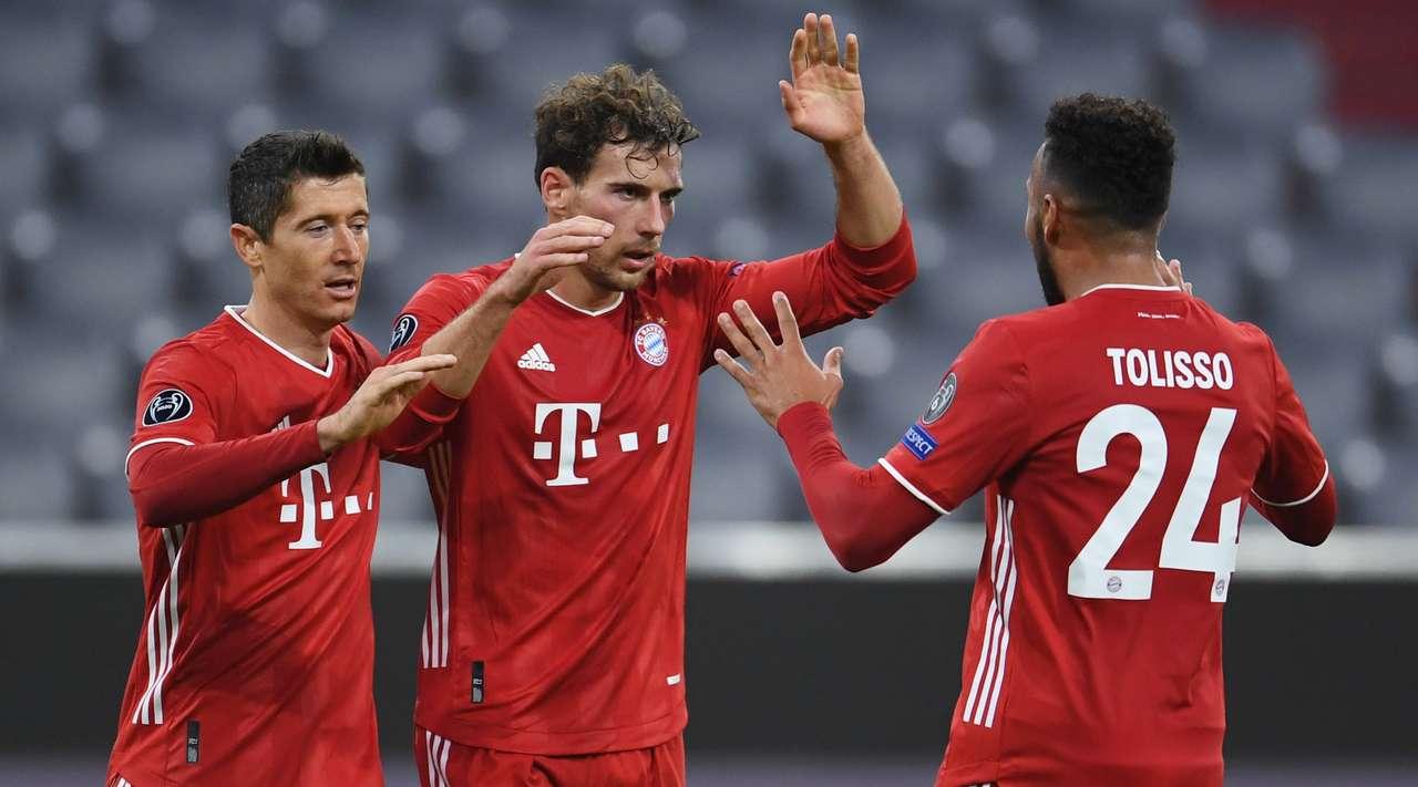 Bayern Muncheni me fytyrë kampioni 'shkatërron' Athletico Madridin - inFokus
